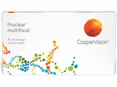 Proclear Multifocal 3 lenzen