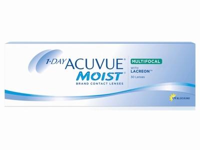 1 Day Acuvue Moist Multifocal 30 lenzen