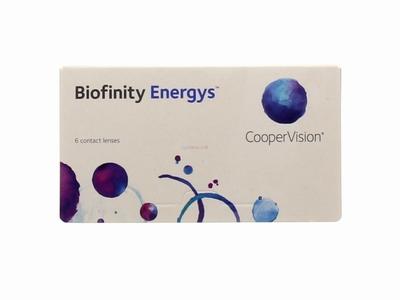 Biofinity Energys 6 lenzen