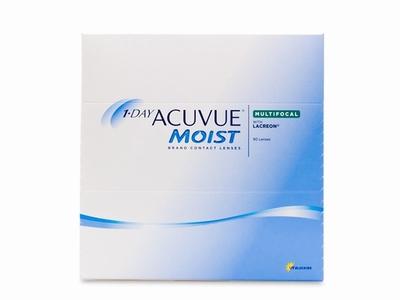 1 Day Acuvue Moist Multifocal 90 lenzen