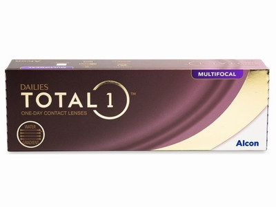 Dailies Total 1 Multifocal 30 lenzen