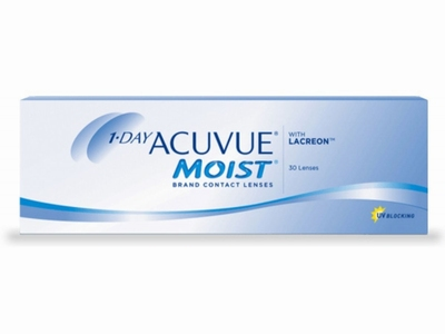 1 Day Acuvue Moist, 30 lenzen
