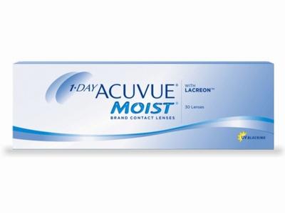 1 Day Acuvue Moist, 30 lenzen