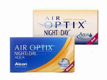 Air Optix Night&Day Aqua 3 lenzen