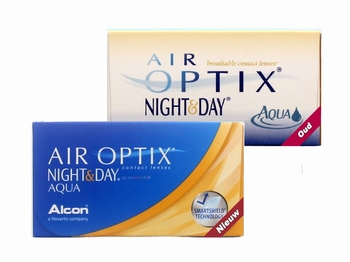 Air Optix Night&Day Aqua 6 lenzen