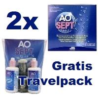 AOSEPT-plus, (6 maanden) + gratis reisverpakking
