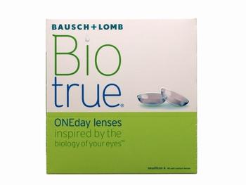 Biotrue ONEday lenses 90 lenzen