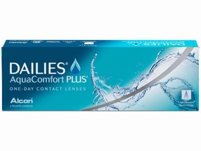 Dailies Aqua Comfort Plus 30 lenzen