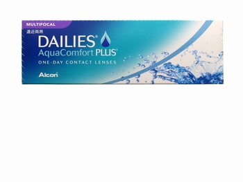 Dailies Aqua Comfort Plus Multifocal 30 lenzen