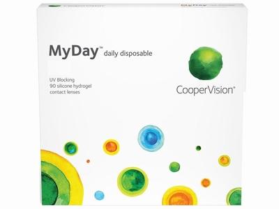 MyDay daily disposable 90 lenzen