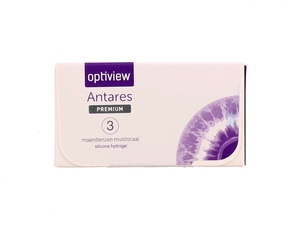 Optiview Antares Premium Multifocal 3 lenzen