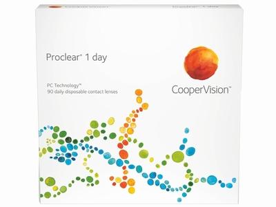 Proclear 1 day 90 lenzen