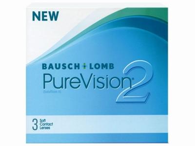 PureVision2 6 lenzen