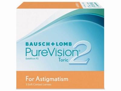 PureVision2 for Astigmatism 6 lenzen