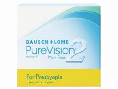 PureVision2 for Presbyopia 6 lenzen