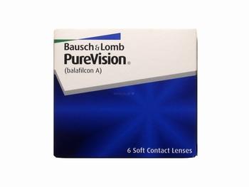PureVision 6 lenzen