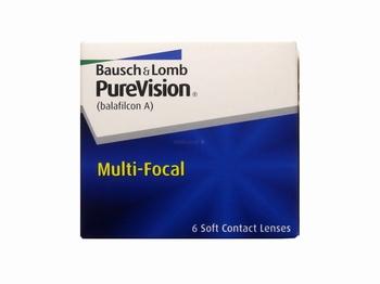PureVision Multi-Focal 6 lenzen