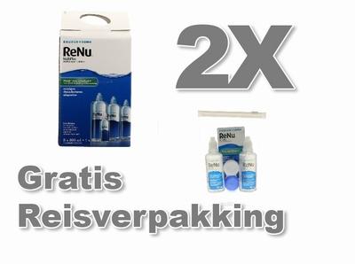 Renu Multiplus (6 maanden) + gratis reisverpakking