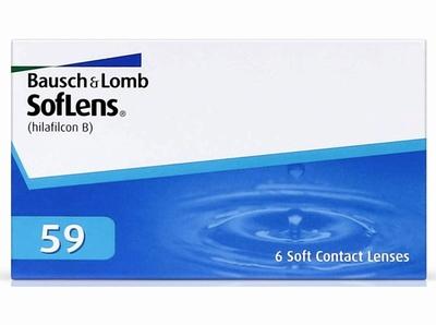 SofLens 59 6 lenzen