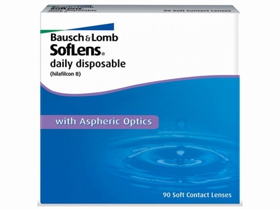 SofLens Daily disposable 90 lenzen