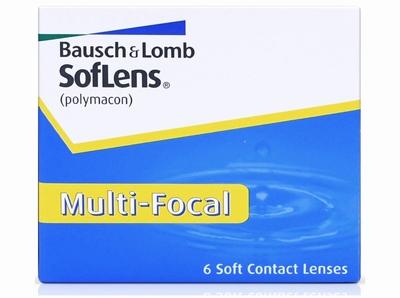Soflens Multi-Focal 6 lenzen