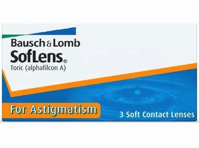 SofLens for Astigmatism 3 lenzen