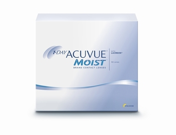 1 Day Acuvue Moist, 180 lenzen