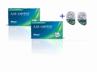 Air Optix for Astigmatism 12+2 HydraGlyde testlenzen Actie