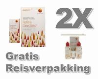 Refine One Step voordeelpak + gratis reisverpakking