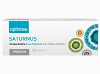 Optiview Saturnus Premium Multifocal, 30 lenzen