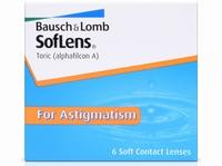SofLens for Astigmatism 6 lenzen